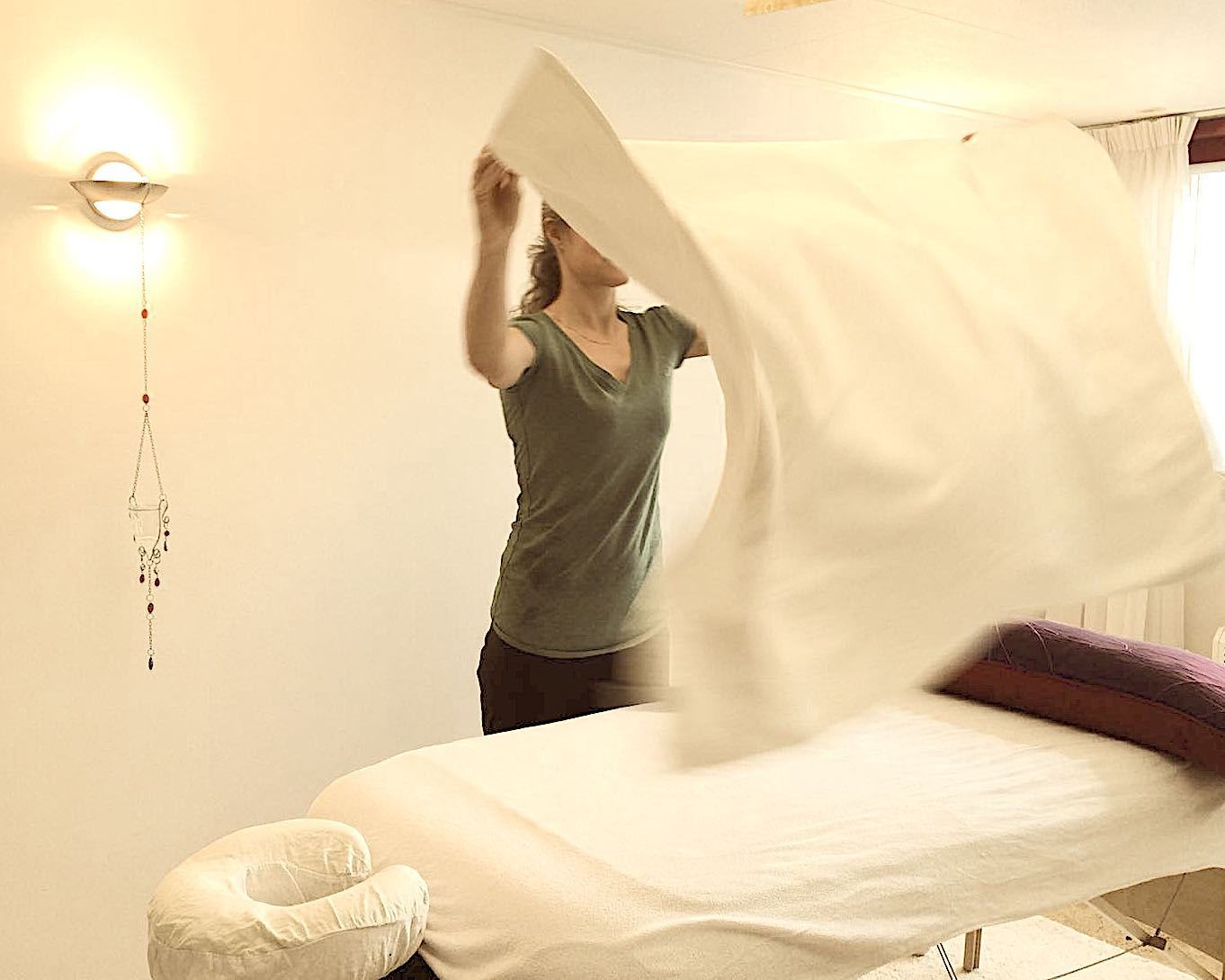 Massage voor wie hard werkt