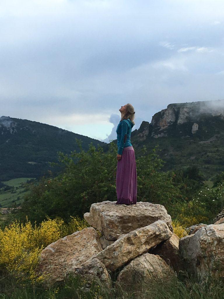 Andrea Deckers meditatie