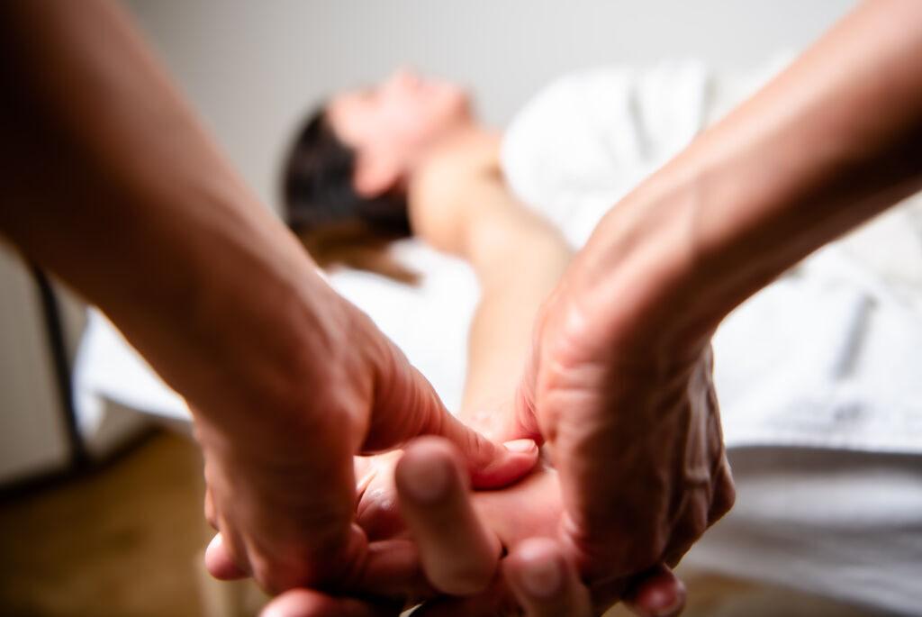 Andrea Deckers lichaamsgerichte therapie massage