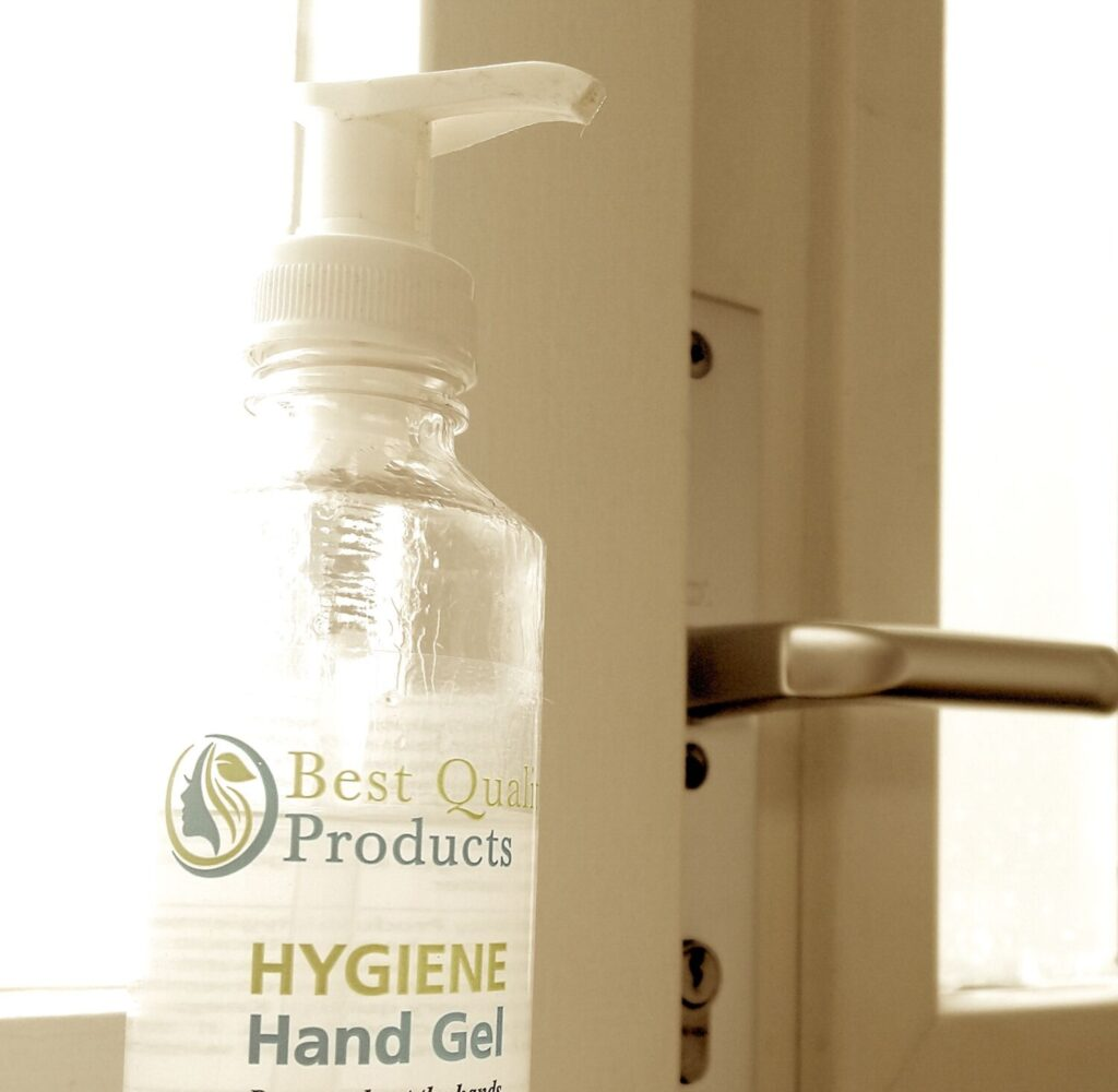 Andrea Deckers Hygiene in de praktijk
