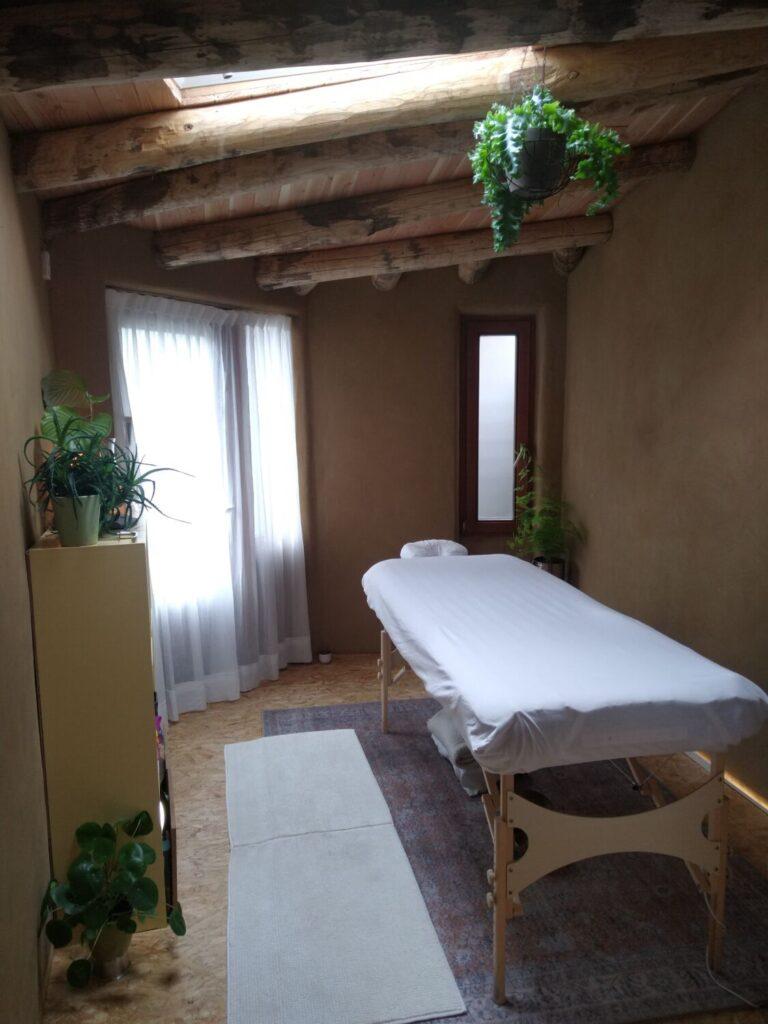 2021 Andrea Deckers Nieuwe massageruimte